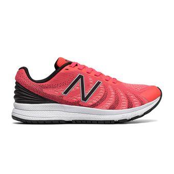 Zapatillas de running mujer RUSH coral