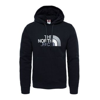 Sweat à capuche homme DREW PEAK tnf black/tnf black