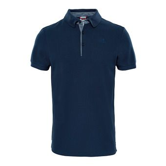 The North Face PREMIUM - Polo - Men's - urban navy