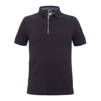 The North Face PREMIUM - Polo - Men's - tnf black/tnf black