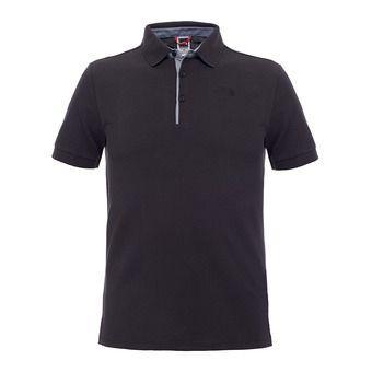 The North Face PREMIUM - Polo Uomo tnf black/tnf black