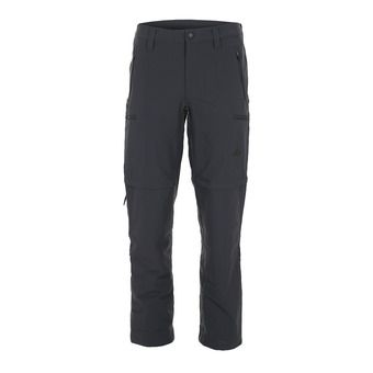 The North Face EXPLORATION - Pantaloni double face Uomo asphalt grey