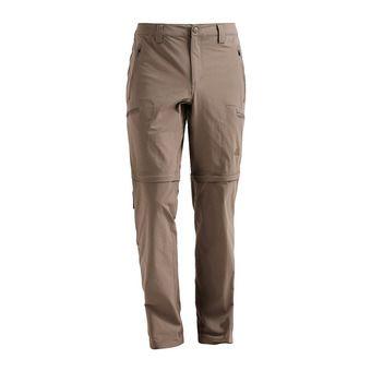 Pantalon convertible homme EXPLORATION weimaraner brown