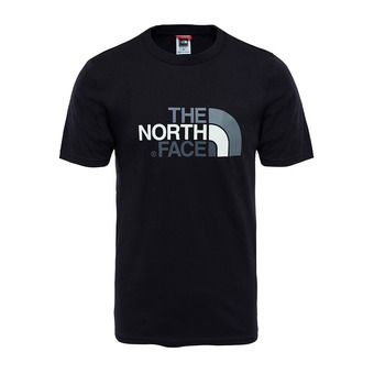 The North Face EASY - Camiseta hombre tnf black