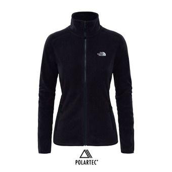 The North Face 100 GLACIER - Polaire Femme tnf black
