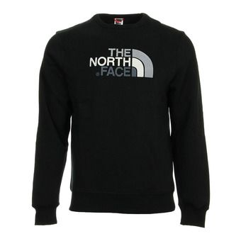 The North Face DREW PEAK - Sweat Homme tnf black