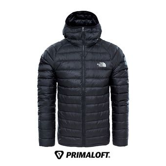 Doudoune à capuche Primaloft® homme TREVAIL tnf black/tnf black