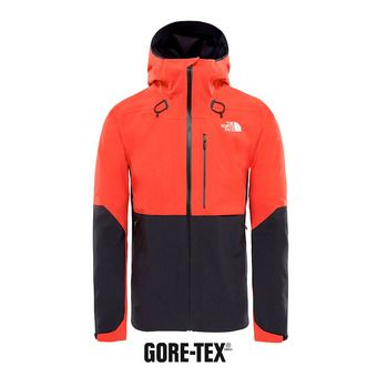Chaqueta Gore-Tex® hombre APEX FLEX 2.0 high risk red/tnf black