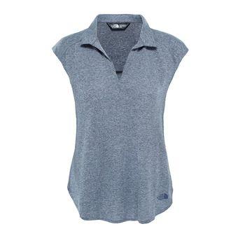 Camiseta mujer INLUX vanadis grey heather