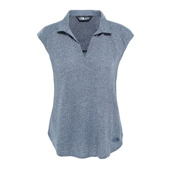 Maillot MC femme INLUX vanadis grey heather