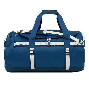 Bolsa de viaje 71L BASE CAMP M blue wing teal/vintage white