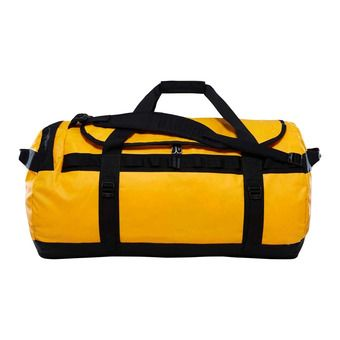 Bolsa de viaje 95L BASE CAMP L summit gold/tnf black