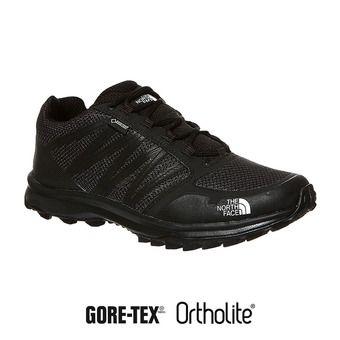 Zapatillas hombre Gore-Tex® hombre LITEWAVE FASTPACK tnf black/high rise grey