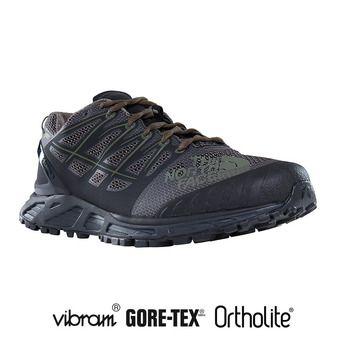 Zapatillas hombre Gore-Tex® hombre ULTRA ENDURANCE II tnf black/grape leaf