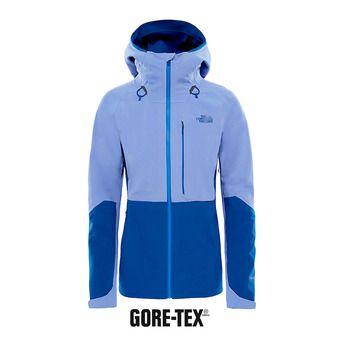 Veste à capuche femme Gore-Tex® APEX FLEX 2.0 stellar blue/sodalite blue