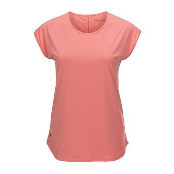 Peak Performance WEPICCAPSL - Camiseta mujer digital pink