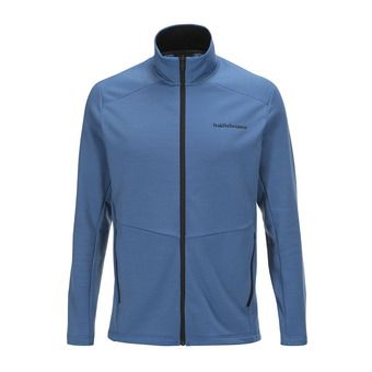 Peak Performance HELO - Chaqueta hombre stream blue