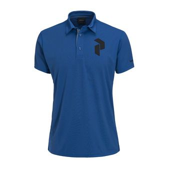 Polo MC homme PANMORE true blue