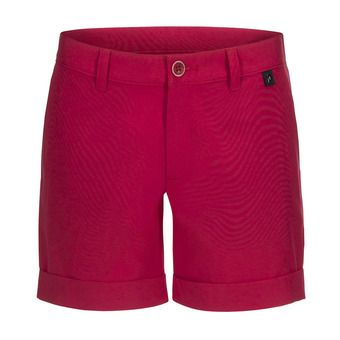 Peak Performance COLDROSE - Short Donna true pink