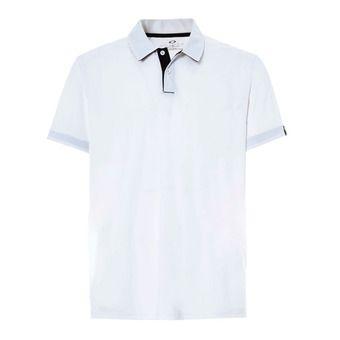 Oakley DIVISIONAL - Polo hombre white