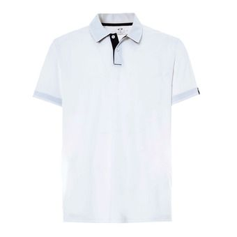 Oakley DIVISIONAL - Polo Homme white