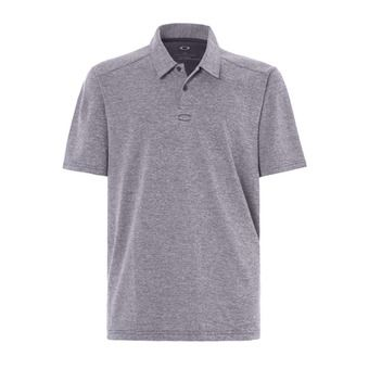 Polo hombre AERO ELLIPSE fathom heather