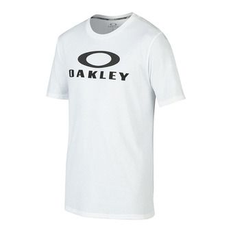 Tee-shirt MC homme O-MESH BARK white