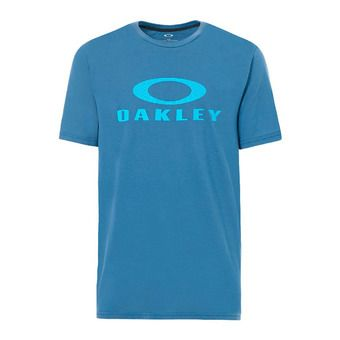 Tee-shirt MC homme O-MESH BARK ensign blue