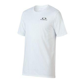 Camiseta hombre 50-BARK REPEAT white