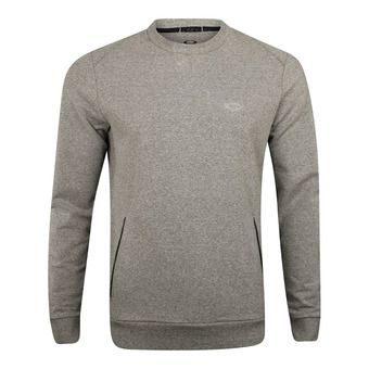Sweat homme LINK FLEECE athletic heather grey