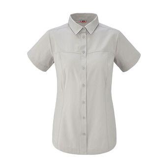 Camisa mujer SKIM mercury grey