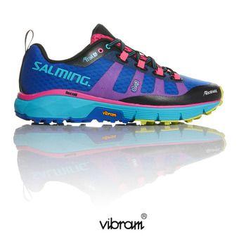 Chaussures trail femme TRAIL 5 bleu