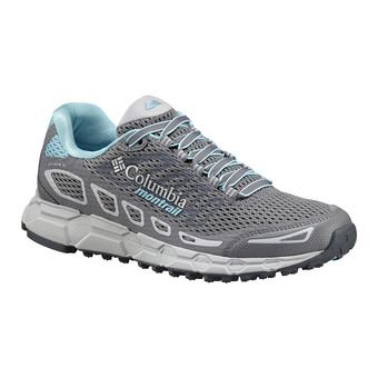 Chaussures femme BAJADA III grey steel/coastal blue