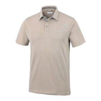 Polo MC homme NELSON POINT british tan