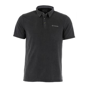 Columbia NELSON POINT - Polo - Men's - shark