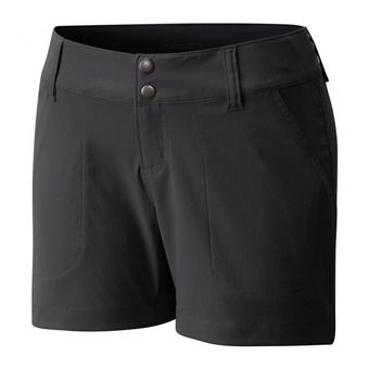 Short femme SATURDAY TRAIL black