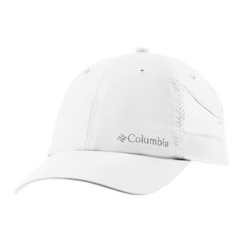Columbia TECH SHADE - Cap - white/white