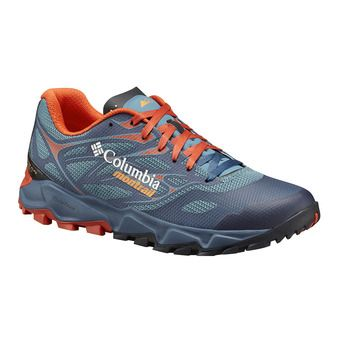 Chaussures homme TRANS ALPS F.K.T. II canyon blue/orange