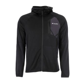 Columbia TRIPLE CANYON - Sweat Homme black