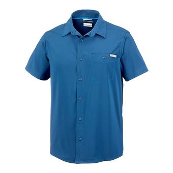 Columbia TRIPLE CANYON - Shirt - Men's - carbon