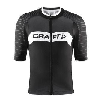 Camiseta hombre GRAN FONDO black/white