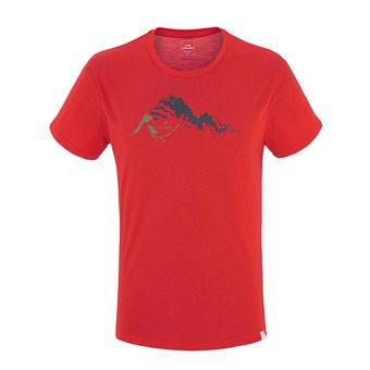 Camiseta hombre KIDSTON red eider