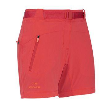 Pantalon femme FLEX spicy coral