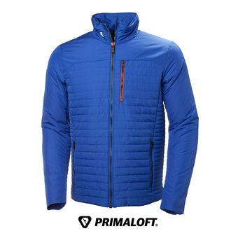 Anorak hombre PrimaLoft® CREW INSULATOR olympian blue