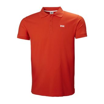 Polo MC homme DRIFTLINE grenadine