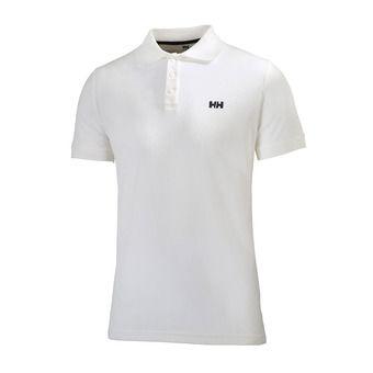 SS Polo - Men's - DRIFTLINE white