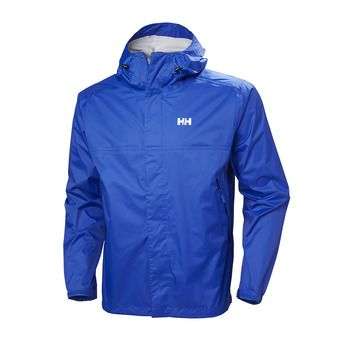 Hooded Jacket - Men's - LOKE olympian blue