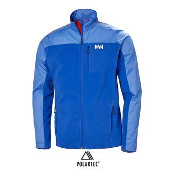 Chaqueta Polartec® hombre STORM FLEECE olympian blue