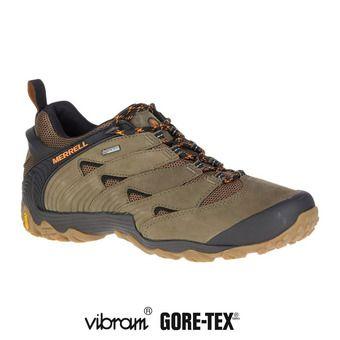 Merrell CHAM 7 GTX - Scarpe da escursionismo Uomo dusty olive