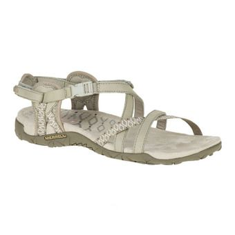 Merrell TERRAN LATTICE II - Sandals - Women's - taupe